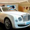 Bentley Mulsanne Majestic эксклюзивно для Катара