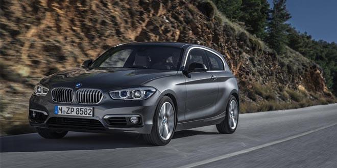 Семейство BMW 1-Series обновилось