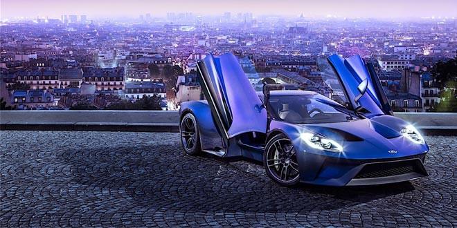 В Детройте показали предвестника следующего Ford GT