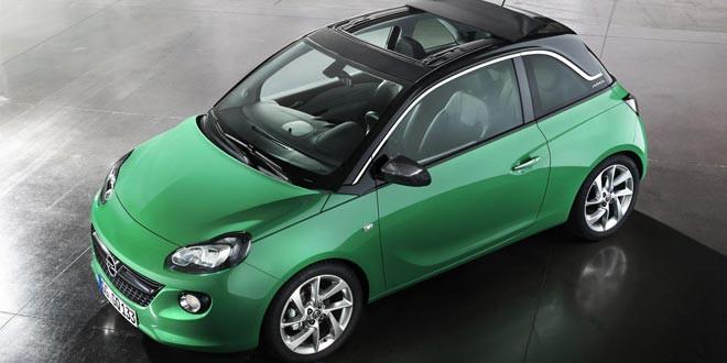 Opel Adam вышел в новой модификации