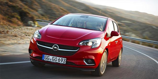 Хэтчбек Opel Corsa получил самую экономичную модификацию