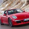 Самый мощный Porsche 911 Targa 4 GTS привезли в Детройт