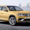 Рендер нового поколения Volkswagen Tiguan