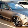 Дэвид Бекхэм продает разбитый универсал Audi RS6