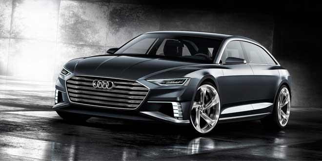Концепт Audi prologue Avant рассекречен окончательно