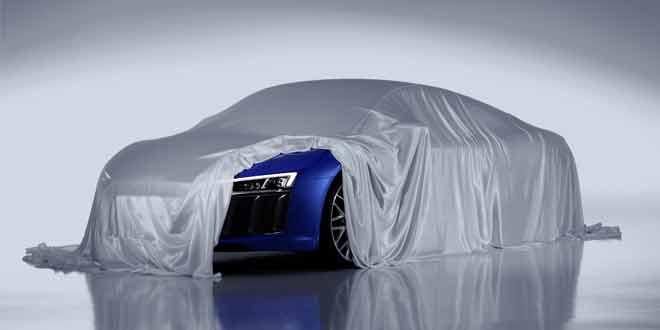 Первый официальный тизер Audi R8