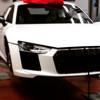 Первое шпионское фото Audi R8 второго поколения