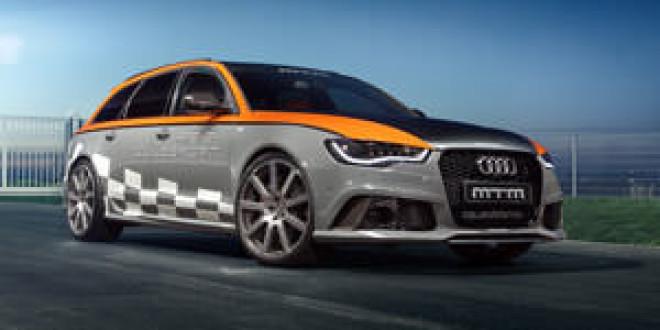 Audi RS6 Clubsport замыкает Женевские премьеры MTM