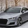 Зимний фотосет Audi TT