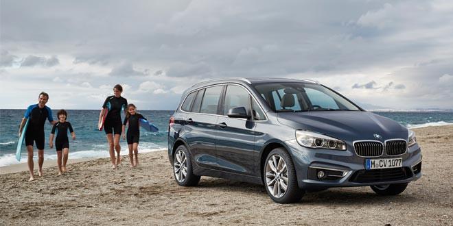 Компактвэн BMW 2-Series получил удлинённую версию