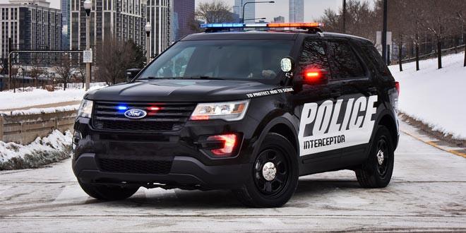 Компания Ford обновила полицейский Explorer