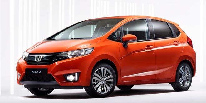 Встречаем новое поколение Honda Jazz