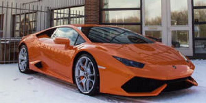 Новая выпускная система для Lamborghini Huracan от JD Customs