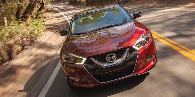 Рассекречено новое поколение Nissan Maxima