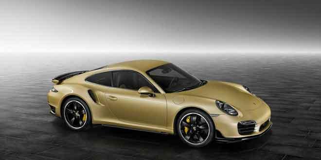 Porsche 911 Turbo и Turbo S получили новый аэрокит