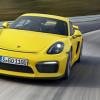 Рассекречен салон Porsche Cayman GT4