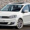 Рендер следующего Volkswagen Touran