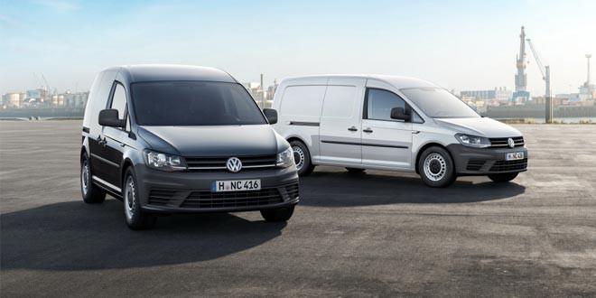 Volkswagen Caddy перешел в четвертое поколение
