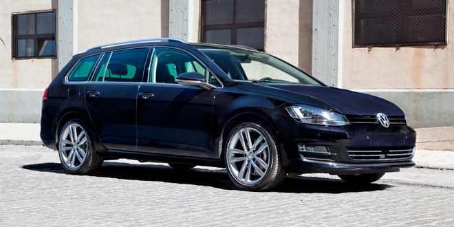 В США озвучены цены на универсал VW Golf SportWagen