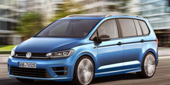 Volkswagen Touran R от X-Tomi Design
