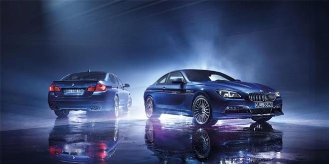 Вышли юбилейные BMW 5- и 6-Series от Alpina