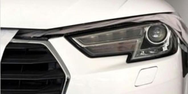 Утечка фотографий новой Audi A4