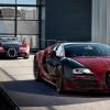 Последний и первый Bugatti Veyron снялись вместе