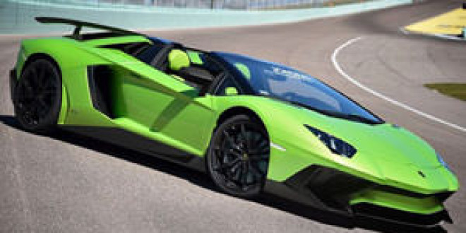 Родстер Lamborghini Aventador получит «горячую» версию SV
