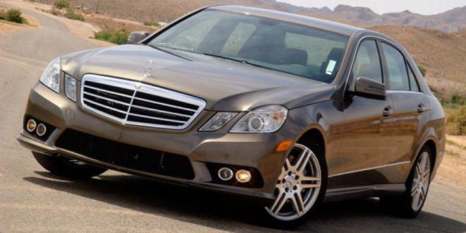 Mercedes E-класс — лучший автомобиль для наших дорог