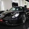 Черный Porsche 918 Spyder ищет покупателя