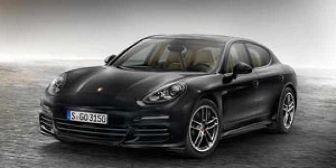 Вышла эксклюзивная Porsche Panamera Edition