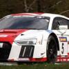 Второе поколение Audi R8 LMS празднует первую победу