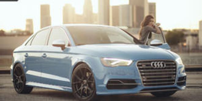 Audi S3 получила диски Vorsteiner V-FF 103 вслед за Audi S5