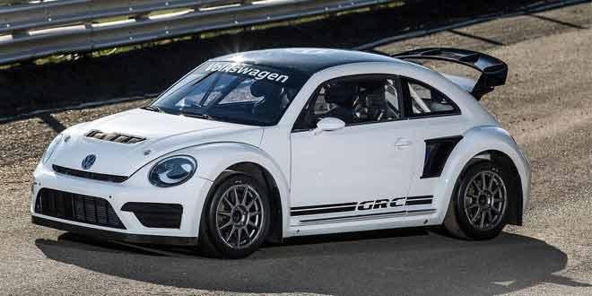 Гоночный Volkswagen Beetle GRC получил новый мотор