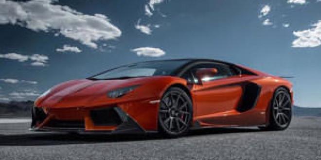 Vorsteiner обновил стайлинг-кит Zaragoza для Lamborghini Aventador