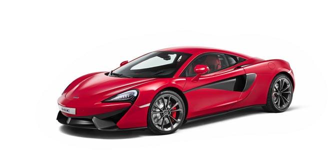 Компания McLaren показала в Шанхае «бюджетный» суперкар