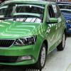 В Украине стартовало производство новой Skoda Fabia