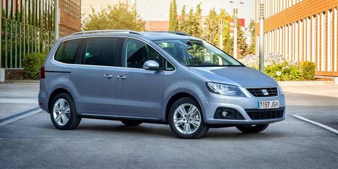 Минивэн SEAT Alhambra сменил поколения