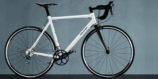 Стильные велосипеды от концерна Volkswagen