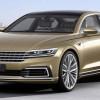 Серийный Volkswagen C Coupe GTE выйдет в 2016 году