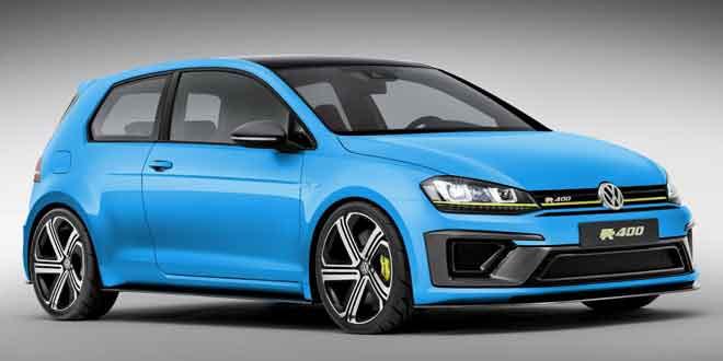 Решение принято — VW Golf R400 идёт в серию