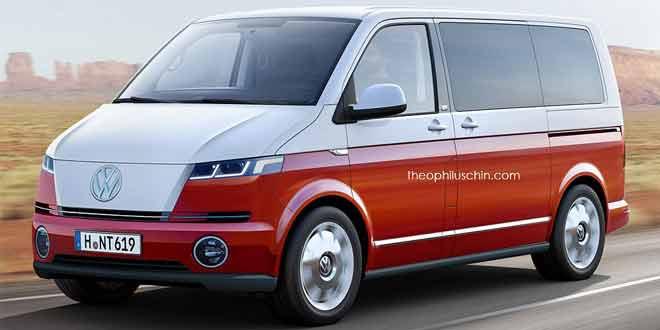 Volkswagen Multivan — альтернативная версия