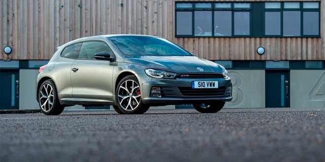 Обновлённый Volkswagen Scirocco вышел в GTS-версии