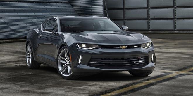 Вышел Chevrolet Camaro нового поколения