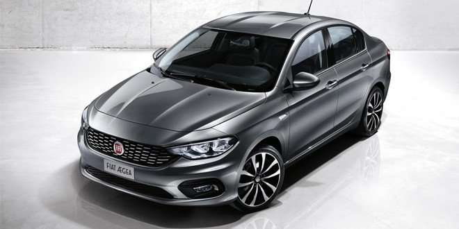 Концепт Fiat Aegea перейшов в серію під назвою Tipo