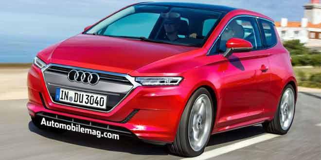 Компания Audi выпустит городской субкомпакт