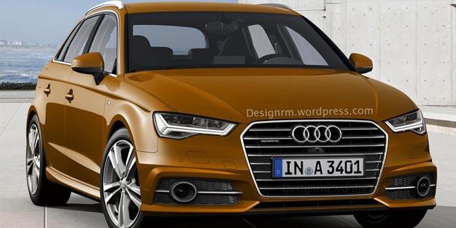 Каким будет рестайлинг Audi A3