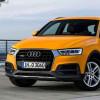 Рестайлинговый кроссовер Audi Q3 добрался до рынка США