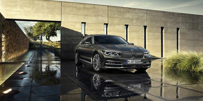 Представлено новое поколение седана BMW 7-Series