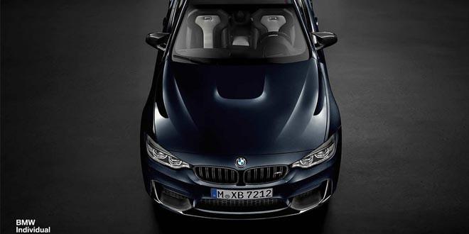 По случаю 25-летия BMW Individual выпустили особое купе M4